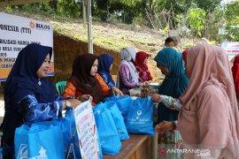 Warga Loksado harapkan Bazar TTI rutin dilaksanakan