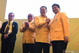Mayoritas DPD Provinsi dukung Airlangga Hartarto kembali pimpin Golkar
