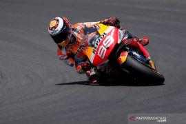 Grand Prix MotoGP Spanyol ditunda karena wabah virus corona