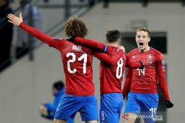 Usai tundukan Kosovo 2-1, Ceko ke putaran final Piala Eropa 2020