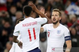 Kualifikasi Piala Eropa - Inggris cukur Montenegro 7-0 menuju putaran final
