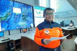 BNPB: dua orang luka akibat gempa Maluku Utara