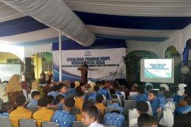 BKKBN Padang perkenalkan program KKBPK kepada siswa