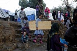 Yunani relokasi sekelompok pengungsi remaja dari kamp migran ke Portugal