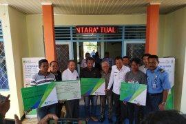 BPJS lindungi 10.800 ABK-nelayan di Tual dan Aru