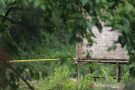 Lokasi diduga tempat perakitan bom ditemukan di Medan