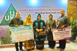 Banjarbaru juara Sekolah Sehat Berkarakter nasional 2019