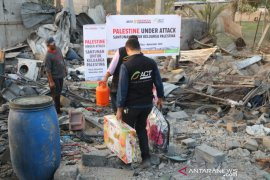 ACT targetkan 1.000 kantong darah untuk korban Gaza