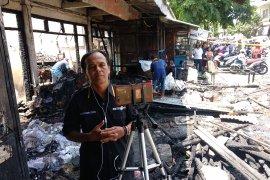 Ratusan pedagang korban kebakaran Pasar Ngunut Tulungagung akan terima bantuan