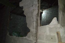 BPBD : 28 rumah warga Batang Dua di Ternate rusak akibat gempa magnitudo 7,1