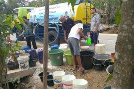 PDAM Pandeglang Pasok Air Bersih ke Wilayah Kekeringan
