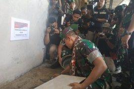 TNI di perbatasan sudah dibekali teknik mengajar di sekolah