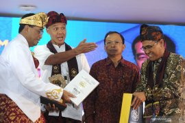 Ganjar Pranowo terpilih kembali Ketua Umum Kagama
