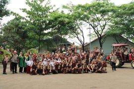 Polbangtan Bogor ajak siswa sekolah di Bogor cintai pertanian