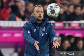 Liga Jerman: Bayern Muenchen siap permanenkan pelatih Hansi Flick