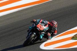 Quartararo incar finis podium GP Valencia