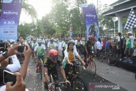 "Ppesepeda Belitung  ramaikan ""CitiCyclink Bike to Nature"""