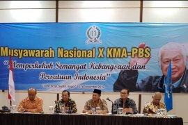 Alumni penerima Beasiswa Supersemar gelar Munas X di Bogor
