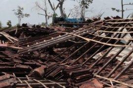 BPBD Ngawi catat kerugian akibat angin ribut capai Rp300 juta