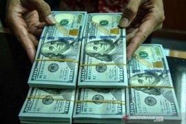 Dolar AS menguat terangkat pernyataan optimis ketua Fed