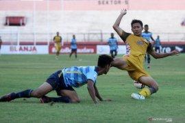 Delapan besar Liga 2: Pelatih Mitra Kukar tetap banggakan pemainnya meski tak lolos