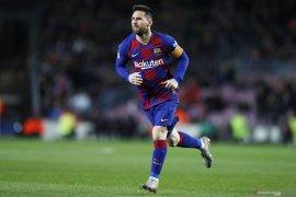 Lionel Messi dan Barcelona sedang bicarakan kontrak baru