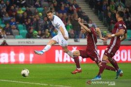 Kualifikasi Piala Eropa 2020: Slovenia menang, namun nasibnya di tangan Austria