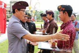 Kabupaten Badung peringati HUT Mangupura