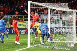Wales jaga asa ke Piala Eropa 2020 usai menang atas Azerbaijan