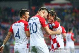Kroasia pastikan tiket ke Piala Eropa usai kalahkan Slowakia
