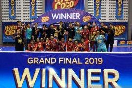 Dispora Kalsel bangga futsal SMAN 2 Banjarmasin juara nasional