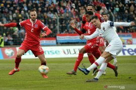 Portugal lolos ke putaran final Piala Eropa 2020