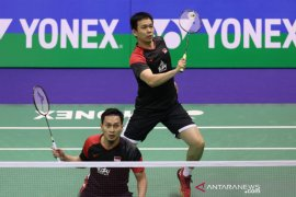 The Daddies maksimalkan persiapan jelang BWF World Tour Finals
