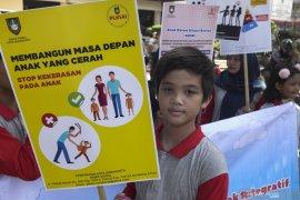 Koalisi LSM menyerukan hentikan kekerasan pada anak di sekolah
