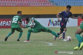 Persita lolos ke semifinal Liga 2 usai kalahkan PSMS 2-1
