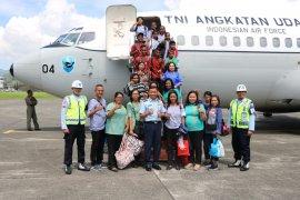26 siswa sekolah Angkasa Lanud Pattimura ikut AMSO di Sentul