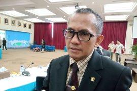 Ketua KY-Menko Polhukam bahas penegakan hukum