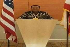 Wali kota Sibolga ikuti RUDS VI di California