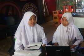 Karya siswi SMPN 5 Langkahan masuk finalis Olimpiade penelitian nasional