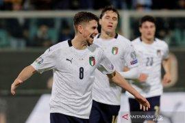 Italia catatkan hasil sempurna sepanjang fase kualifikasi