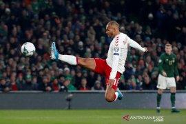 Bermain imbang lawan Irlandia, Denmark lolos ke putaran final