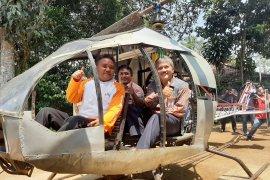 Lapan nilai helikopter buatan pemuda Sukabumi belum siap uji