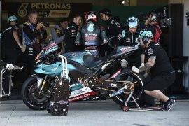 MotoGP: Quartararo gagal paham kenapa Yamaha melempem di trek basah Valencia