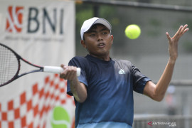 Indonesia terancam kehilangan satu petenis di Davis Cup 2021