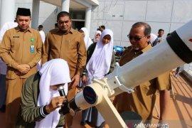 Gerhana matahari total akan terlihat di Simeulue dan Aceh Singkil