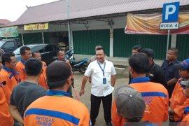 Direskrimum beri arahan petugas keamanan dan parkir pasar Angso Duo