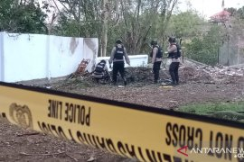 Pasca ledakan bom di Kajari Pare-pare, tiga saksi diperiksa