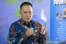 Program anak ayam bagi pelajar mulai dari dua kecamatan di kota Bandung