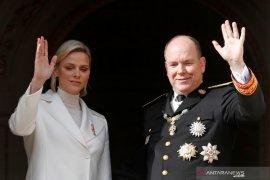 Pangeran Albert dari Monaco positif corona, namun tetap bertugas