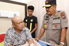 Korban bom Medan tinggalkan rumah sakit
